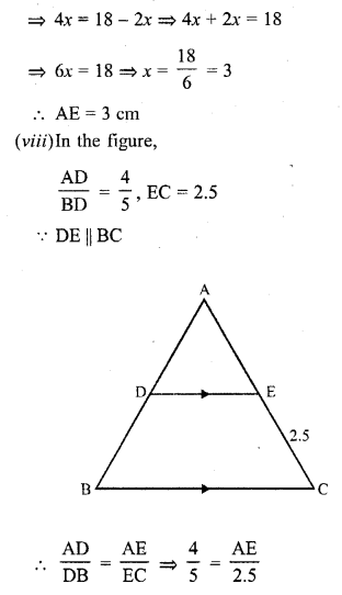 RD Sharma Class 10 Pdf Free Download Full Book Chapter 4 Triangles