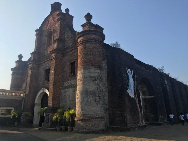 La Asuncion de la Nuestra Senora Church, Santa Maria