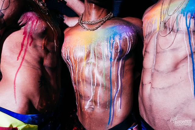 Earth WInd Glitter Fire Pride Party BYT-3720