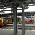 Ostkreuz: Bahnsteig D