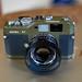 Voigtlander Bessa R2 (Olive) w/ Voigtlander Nokton Classic 40mm f/1.4