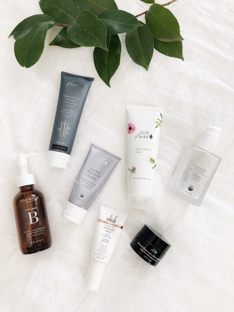 My PM Spring/Summer Skin Care Routine