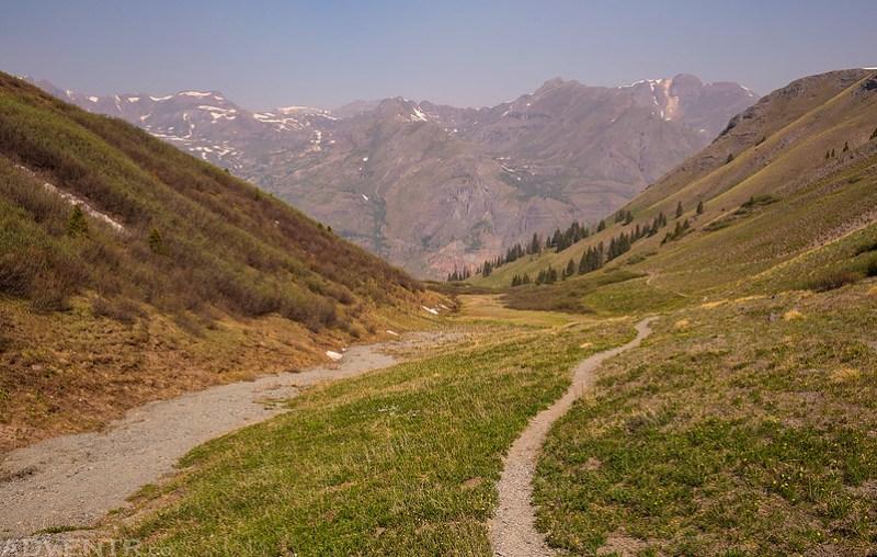 Descent To The Trailhead