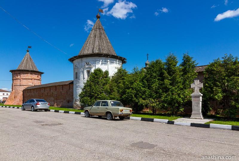 Михайло-Архангельский монастырь, Юрьев-Польский