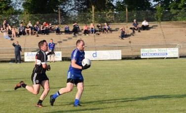Larkin Cup v Dungiven