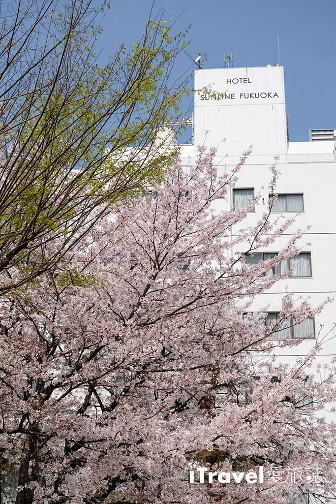 福岡博多站前SUNLINE飯店 Hotel Sunline Fukuoka Hakata-Ekimae (5)