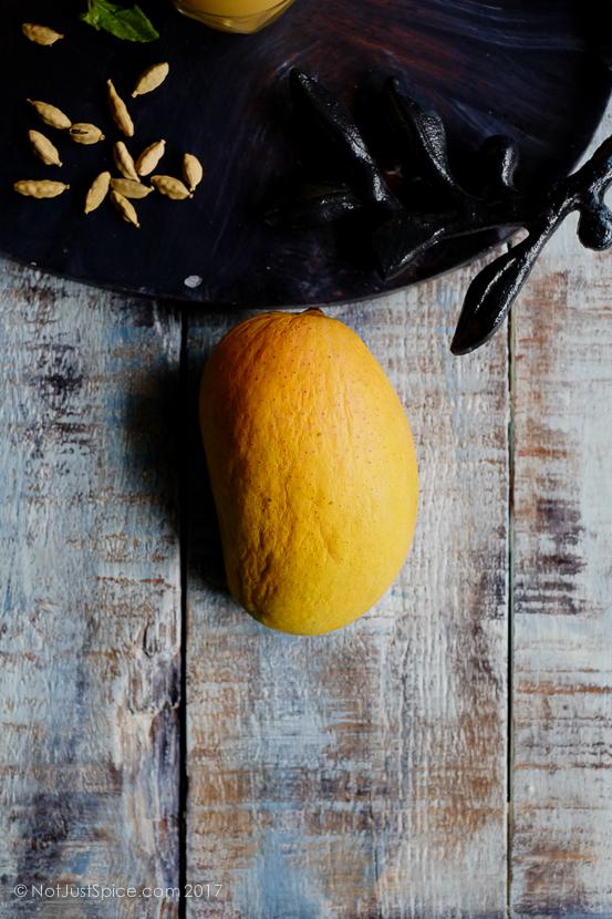 The King of Lassis: Mango Lassi | Mango Lassi Recipe on notjustspice.com