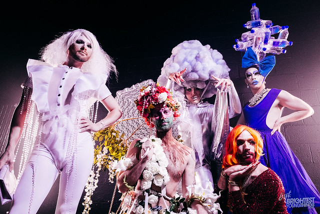 Earth WInd Glitter Fire Pride Party BYT-3527