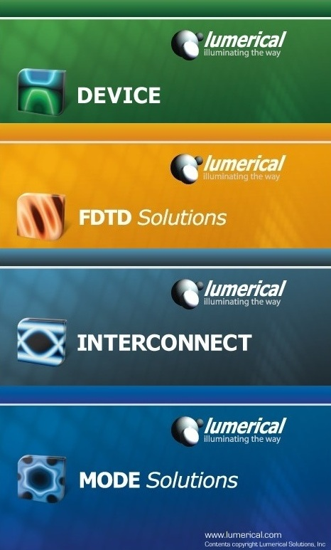 Lumerical Suite 2018a x64 full license
