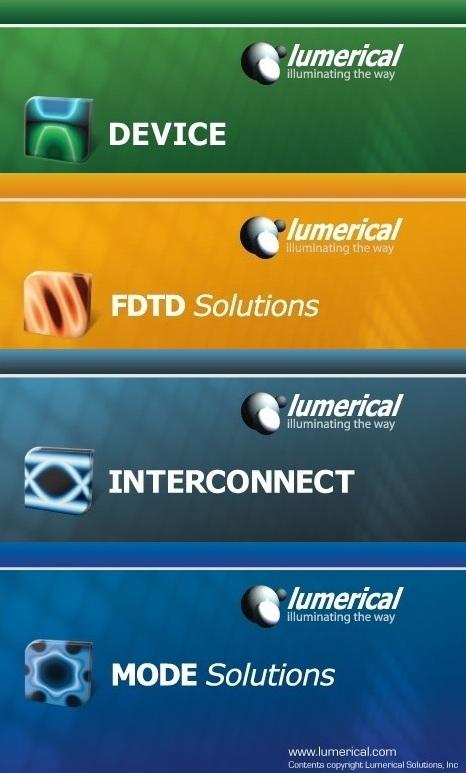 Lumerical Suite 2018a x64 full license