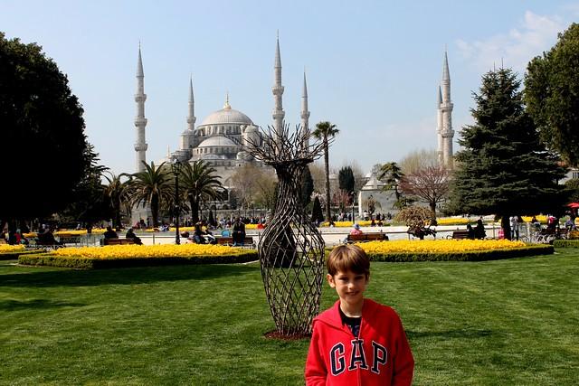 Visitar Estambul en 5 días