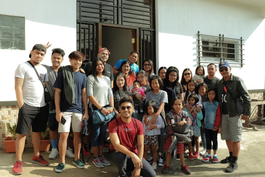 180601 Date with Mom / Fam Trip in Baguio City