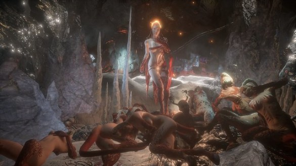 Agony Unrated - The Red Goddess