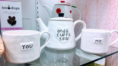 You, Me and a Cuppa Tea
