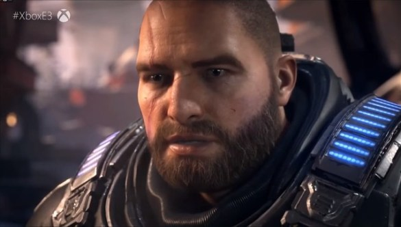 Gears of War 5 - JD Fenix