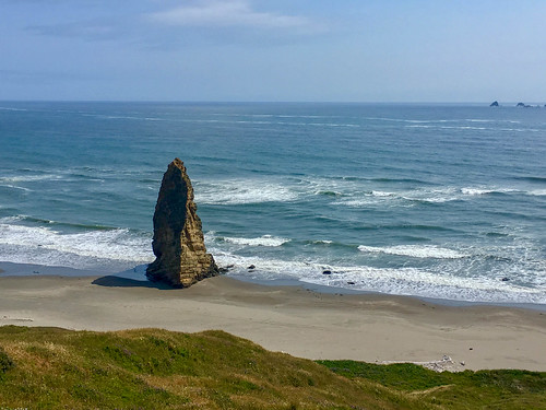 Cape Blanco Coast and Lighthouse-014