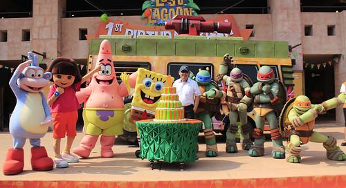 SL - Nickelodeon Lost Lagoon