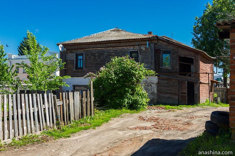 Дом купца Аронова с трактиром и постоялым двором, Суздаль