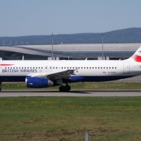 British Airways G-EUUL, OSL ENGM Gardermoen