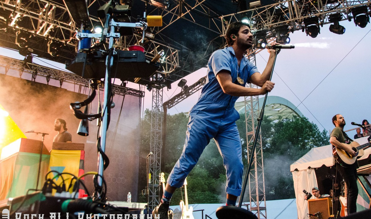 Young The Giant - Bunbury 2018 - Cincinnati, Ohio
