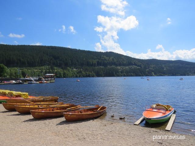 Lago Titisee