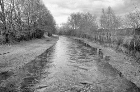 Waldnaab / Flutkanal, Ricoh GR II