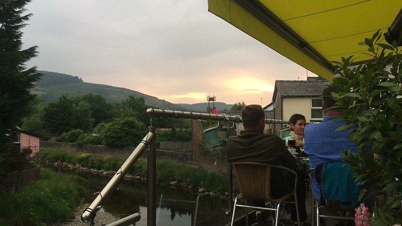 The Drovers Rest, Llanwrtyd Wells 👍