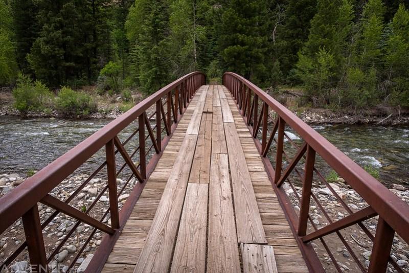 Anthracite Creek Bridge