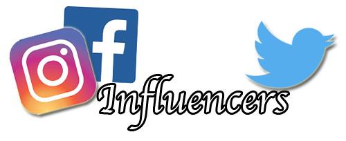 Cabecera sección 'Influencers' -Blog de Paco-