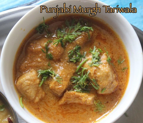 Punjabi Murgh Tariwala