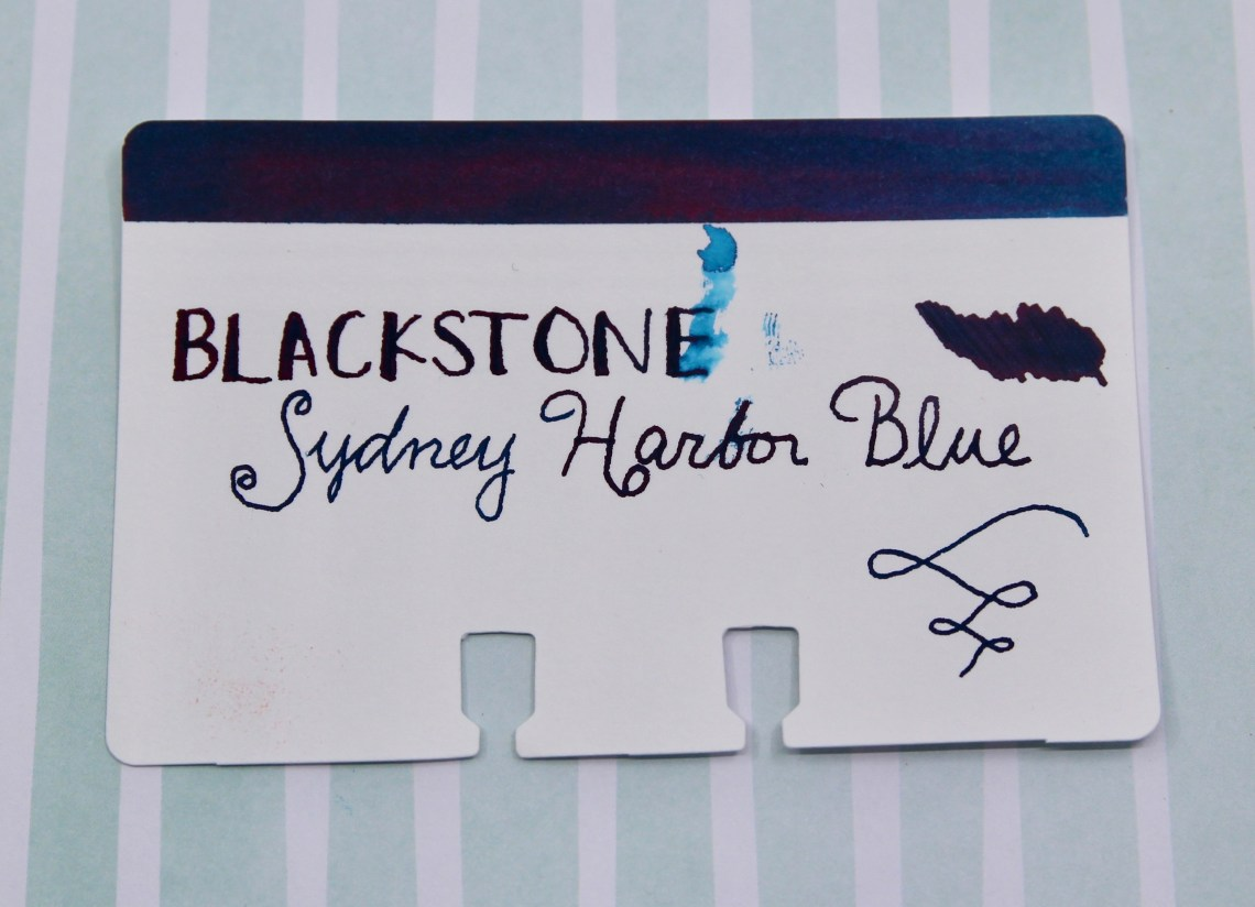 Blackstone Sydney Harbor Blue