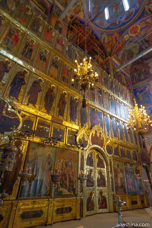 Иконостас собора Рождества Богородицы, Суздаль