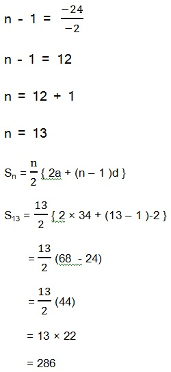 NCERT Maths Solutions For Class 10 5.1 35