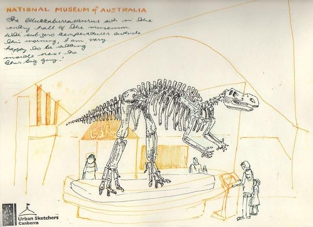 20180623 - NMA dinosaur