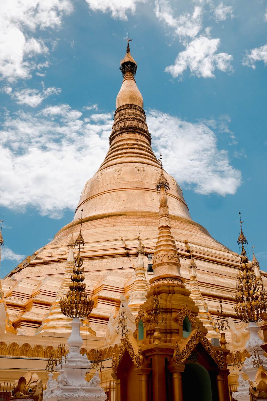 Shwedagon Pagoda Yangon Attraction-9