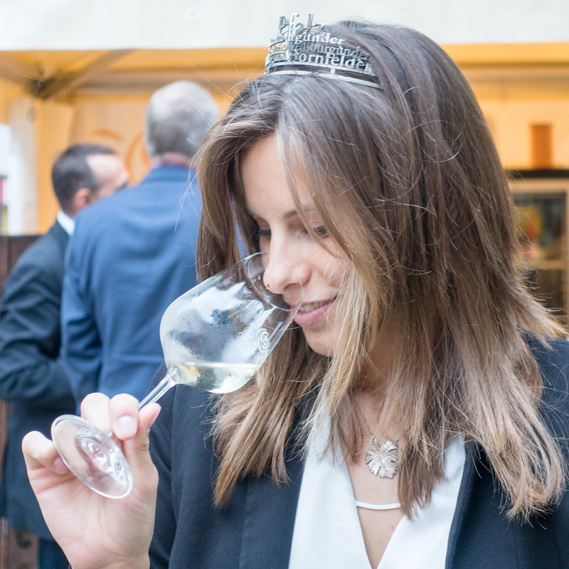 Weinprinzessin Nina Oberhofer