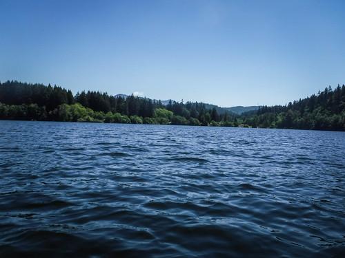 Paddling Lake Padden-037
