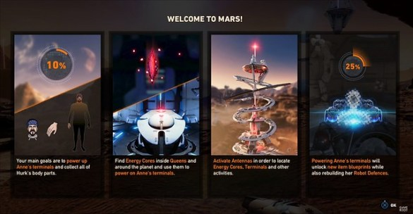 Far Cry 5 Lost on Mars - Welcome To Mars Missions