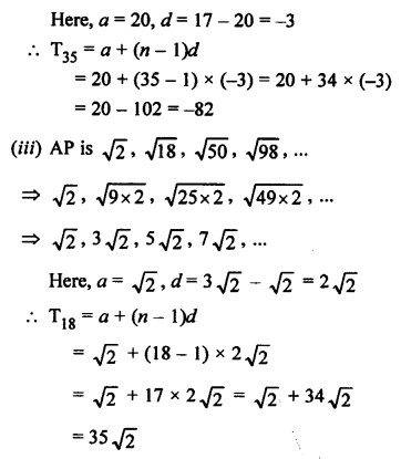 rs-aggarwal-class-10-solutions-chapter-11-arithmetic-progressions-ex-11a-2.1