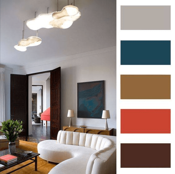 whole house color palette examples