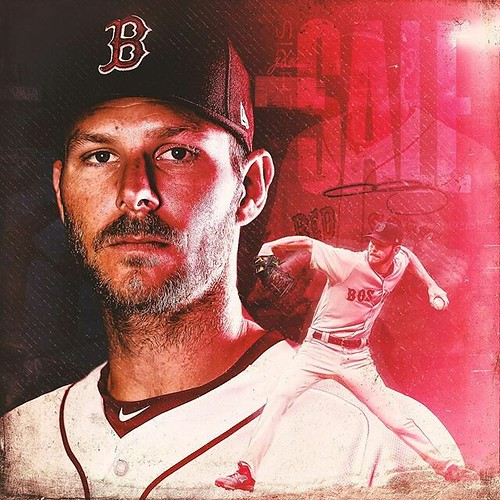 196/365 How many Ks will Chris Sale have in the All-Star game? #mlballstargame #allstargame #redsox #thegreenmonster #fenway #fenwaypark #dirtywater #chrissale