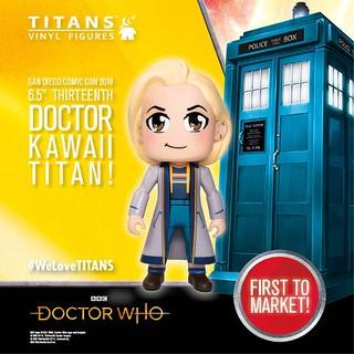 SDCC TITAN ADS 1 DOC WHO 4