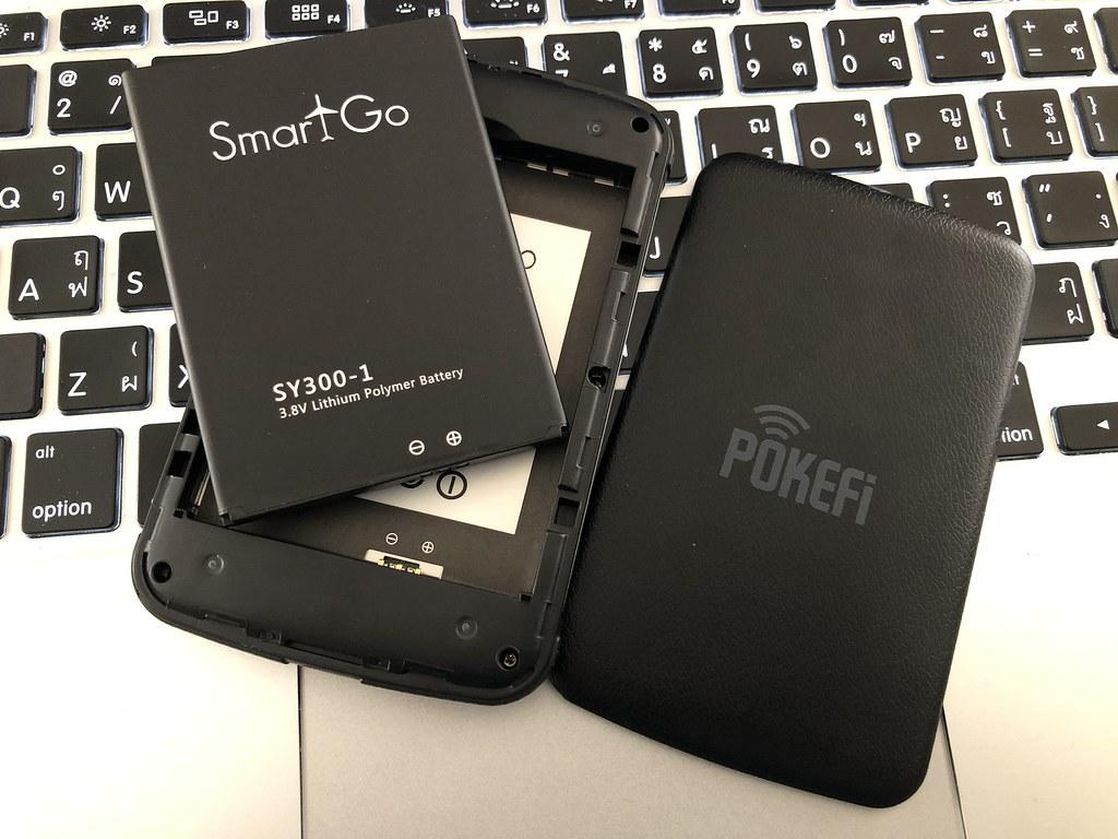 รีวิว POKEFi Pocket WiFi แบบใช้ได้ทั่วโลก แพ็กเกจประหยัดมาก