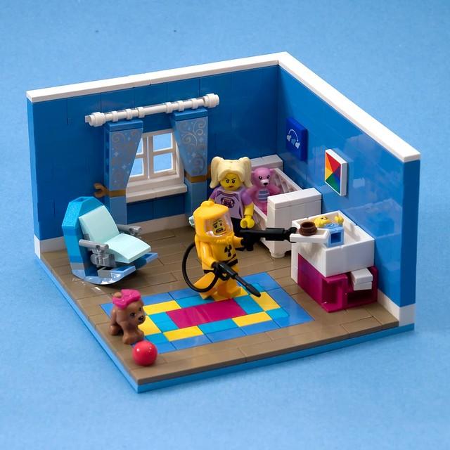 Daddy Duty - Papa LEGO