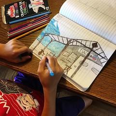#farmkids drawing #farmstore pictures #thegoodlife #familyfarm