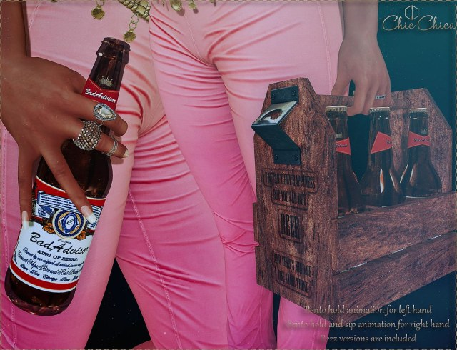 Beer TakeAway II by ChicChica @ Tres Chic soon
