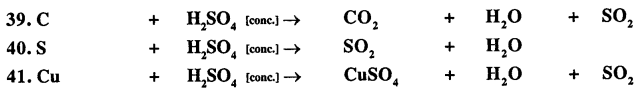 New Simplified Chemistry Class 9 ICSE Solutions - The Language Of Chemistry - 20.1