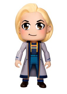 "Titans x Doctor Who 2018 Convention Exclusive 6.5/"" TARDIS 13th Doctor"