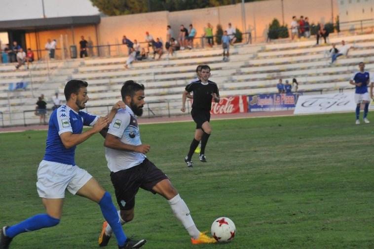 SFCD 3-0 Jumilla (jornada 8, 08-10-17)