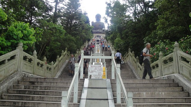 2a. Lantau Island and Giant Buddha Day Trip from Hong Kong